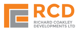 Rcdbuild | Builders Middlesbrough | Local Builders In Teesside Logo