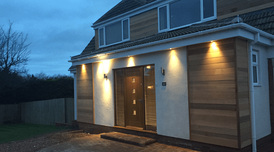 Orangery Extension Sedgefield | Builders Middlesbrough