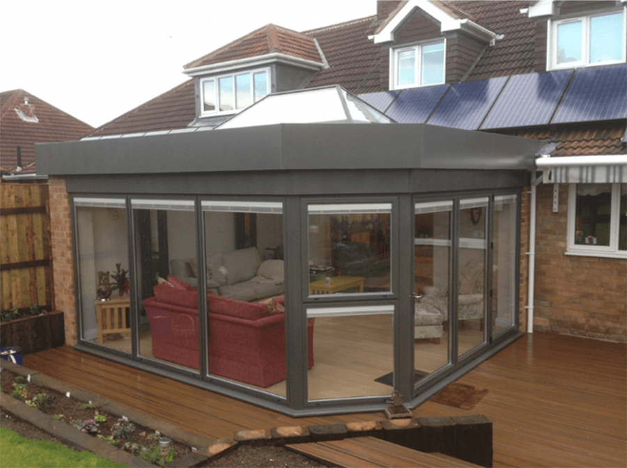 Modern Orangery Extension Rcdbuild Builders